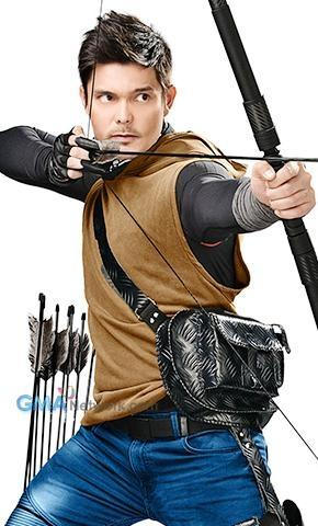 Amazing Jing for Life: Dingdong Dantes is Alyas Robin Hood