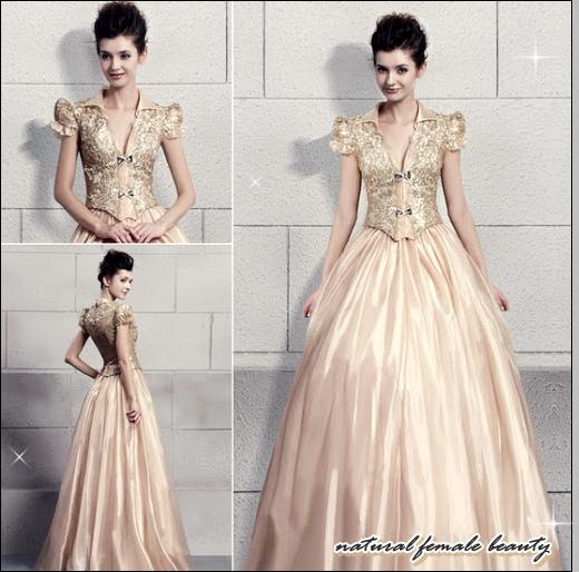 Butik Baju Sulaymancity Com Memilih Model Desain Gaun Pesta Malam
