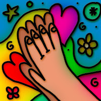 manos orando a Dios