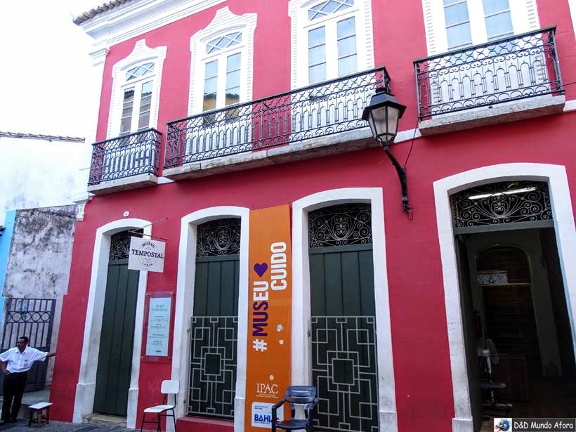 O que fazer em Salvador (Bahia) - Museu Tempostal