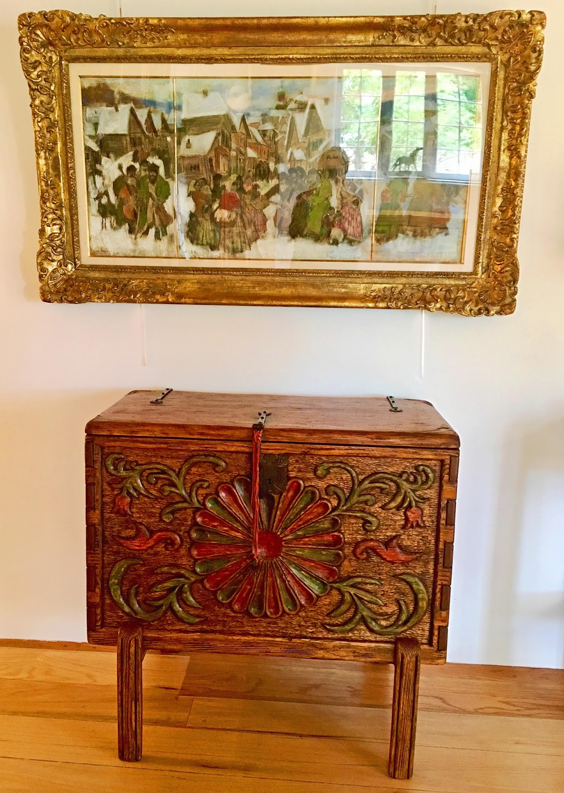 Chasing Santa Fe Anthony E Martinez A Master Craftsman