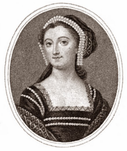 Elizabeth Montagu from The Letters of Mrs Elizabeth Montagu (1810)
