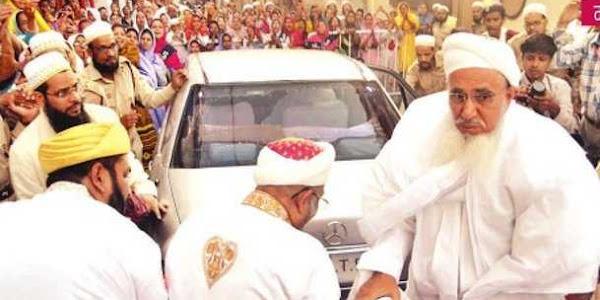 डॉ. सैयदना मुफद्दल आलीकदर सैफुद्दीन साहब ने गौशाला के लिये दिये 53 हजार