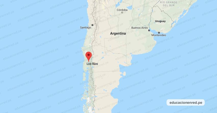 TEMBLOR en Chile de Magnitud 4.7 (Hoy Lunes 3 Septiembre 2018) Terremoto Sismo Temblor Epicentro - Los Ríos - Corral - Valdivia - Curarrehue - Puerto Montt - ONEMI - www.onemi.cl