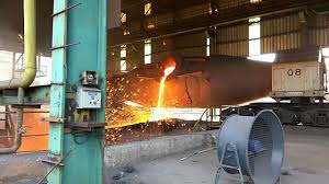 hot metal terpedo - ld process raw materials