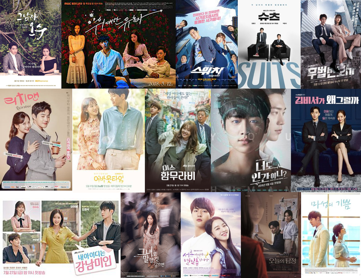 Korean Dramas You Need To Be Watching in 2018 - I am Ulyssa Elaine