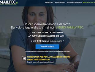 sito Mail Pec