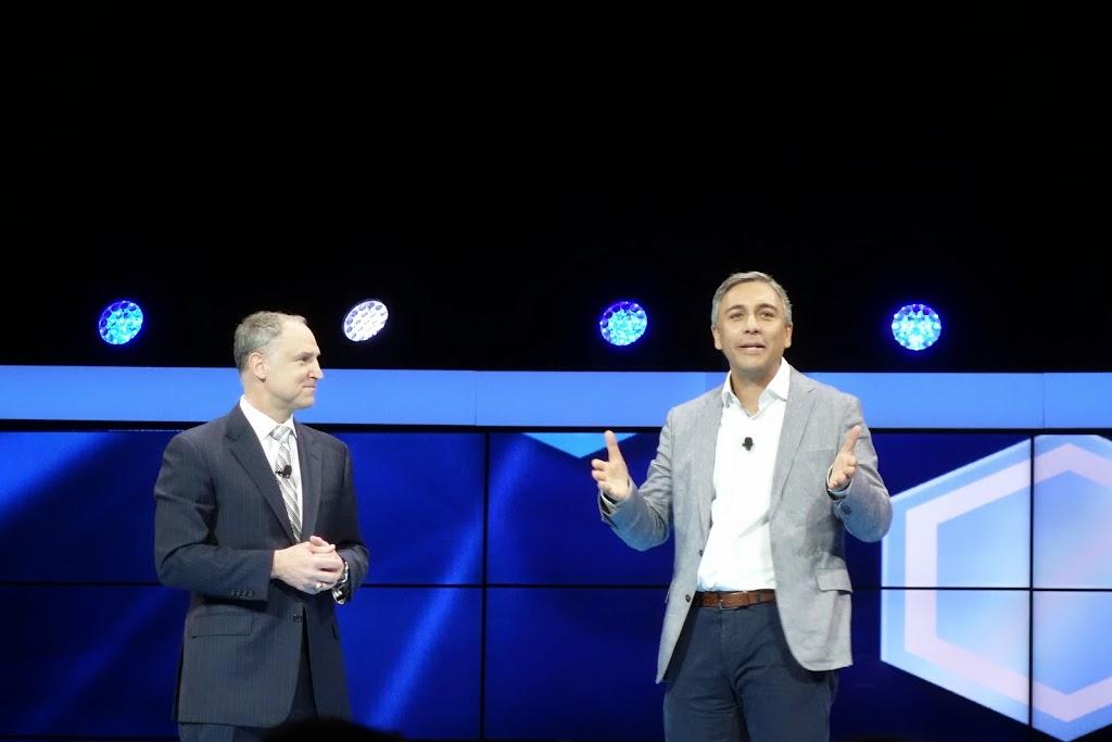 [拉斯維加斯現場] IBM雲端市場急起直追,強調開放、混合、認知運算