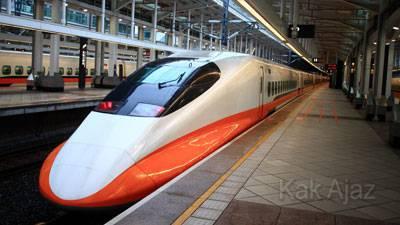 Pembahasan Fisika UN: Gaya Magnetik, penerapan gaya magnetik pada kereta cepat Maglev