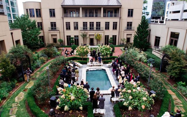 Wedding Venues In Atlanta Ga Mandarin Oriental Atlanta