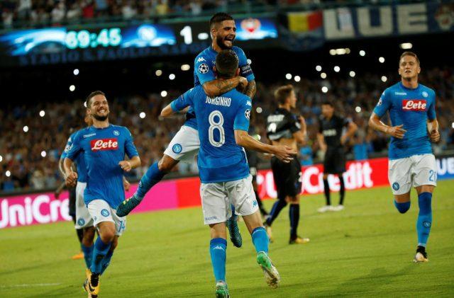 Prediksi Nice vs Napoli
