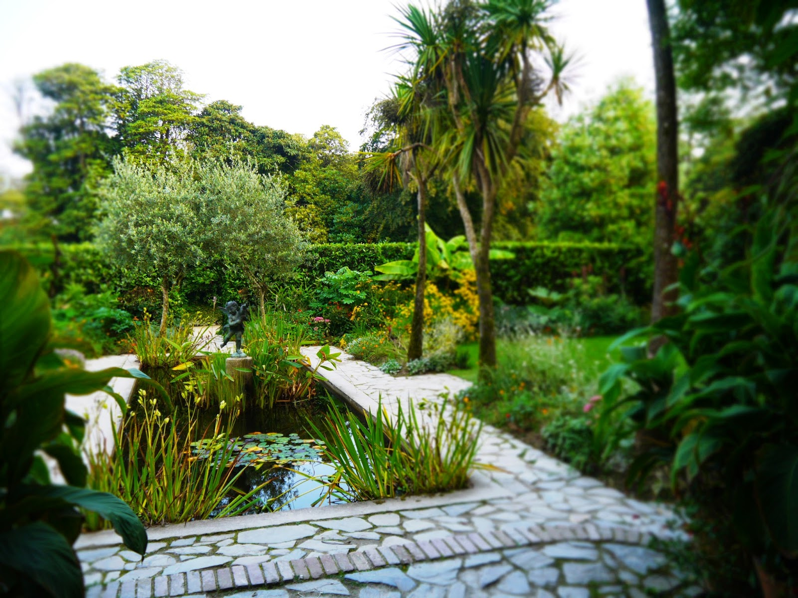 The Lost Gardens of Heligan, Cornwall