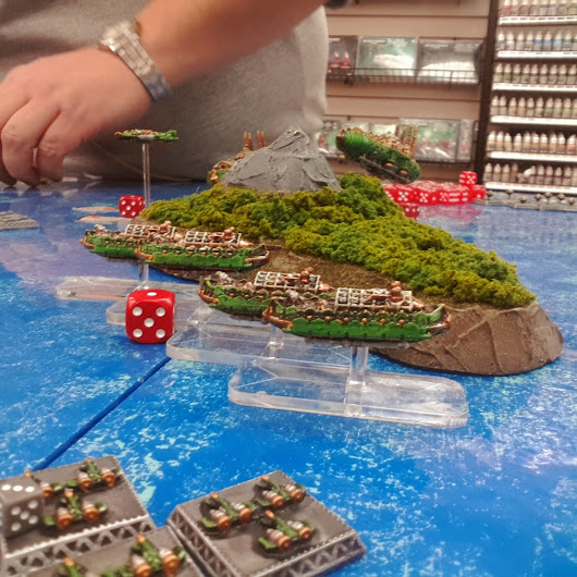 Ides of March, Dystopian Wars Tourney