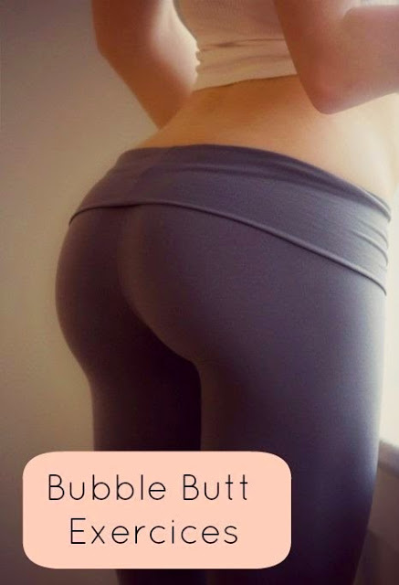 Get Bubble Butt Exercise
