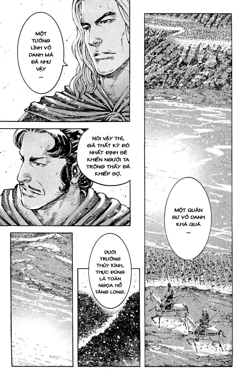 Hỏa phụng liêu nguyên Chương 385: Trí giả ám lộ [Remake] trang 5