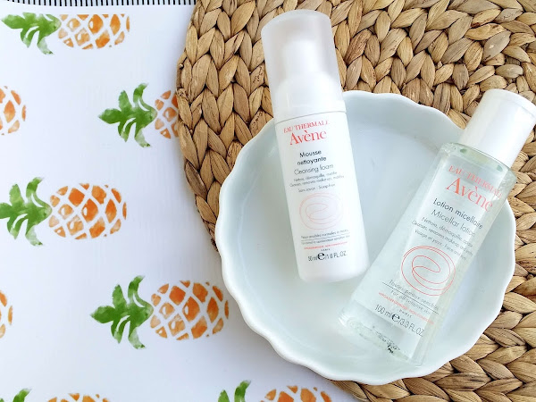 Avene duo for cleansing