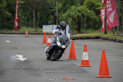 Test Ride All New PCX