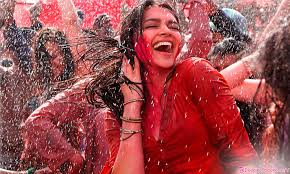 Remove holi colour in hindi