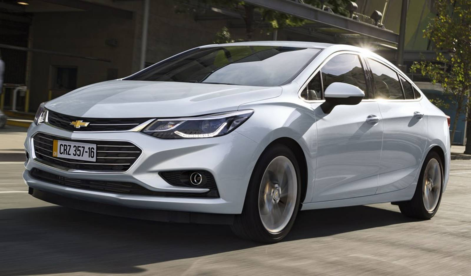 Carros Ten Chega O Novo Chevrolet Cruze Sedan