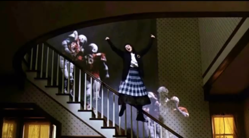 Greatest Movie Themes Jump In The Line Beetlejuice 1988