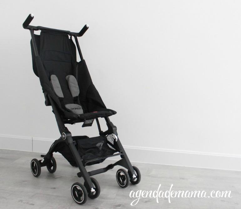 silla de paseo compacta