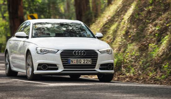 2019 Audi A6 Engine And Competitor