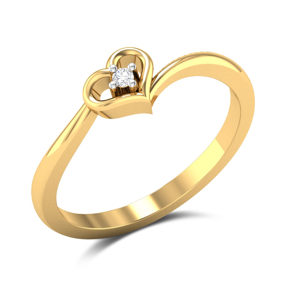 22k Gold Wedding Band 54 Ideal Zaamor Diamond Ring