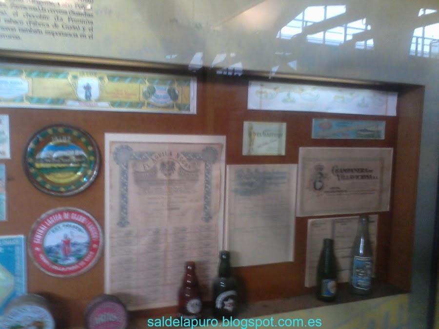 reliquias museo del ferrocarril