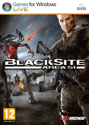 BlackSite: Area 51 (2007) PC Full Español