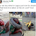 Dear Lagosians, please tell me this didn't happen in our city (PHOTOS)