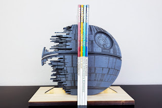 new apartment death star bookends
