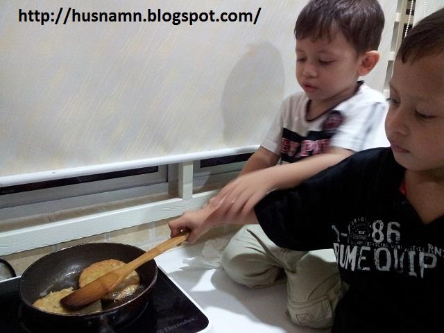 2 Bukan Sahaja Environment Kat Dapur Tak Panas Tu Sendiri Pun Even Anak Saya Boleh Tolong Memasak Dan Duduk Dekat Dengan