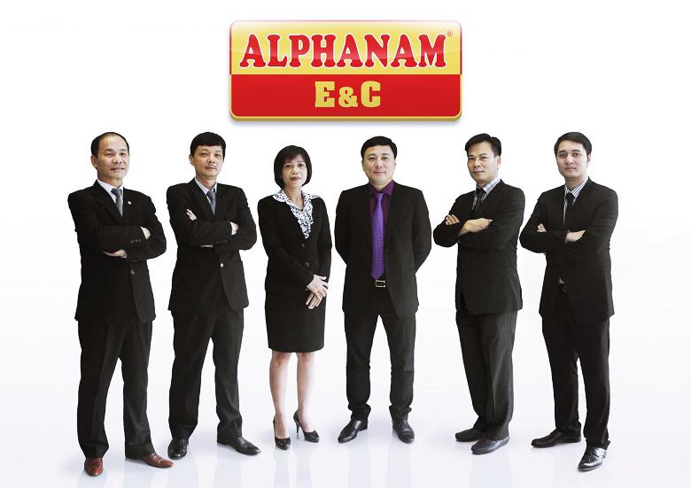 Chủ đầu tư Alphanam