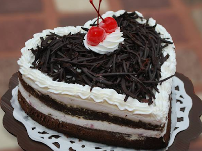 resep Kue black forest
