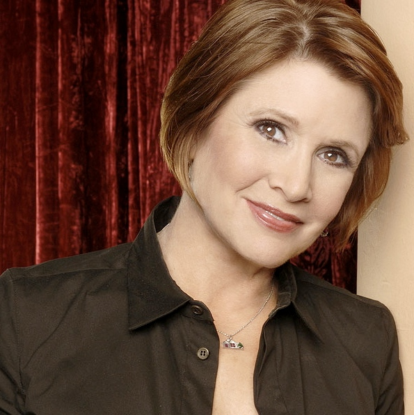 Carrie Fisher Nude Photos 79