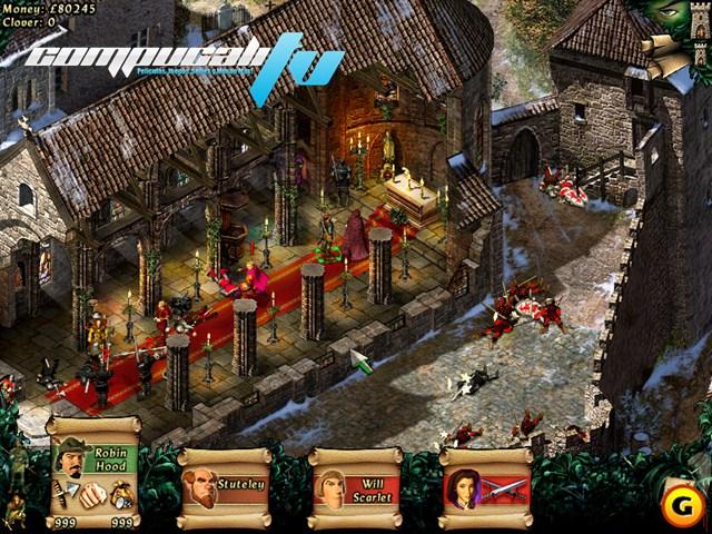 Robin Hood PC Edicion Oro PC Full Español