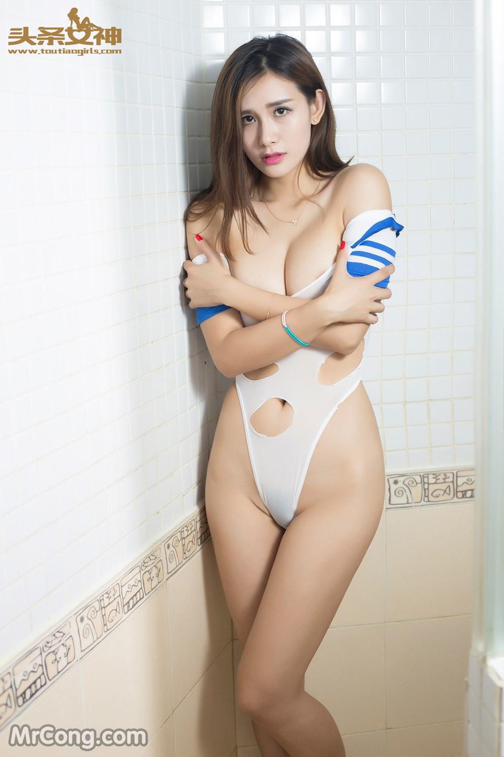 Image MrCong.com-TouTiao-2016-08-17-Si-Tong-1-004 in post TouTiao 2016-08-17: Người mẫu Si Tong (斯童) (23 ảnh)