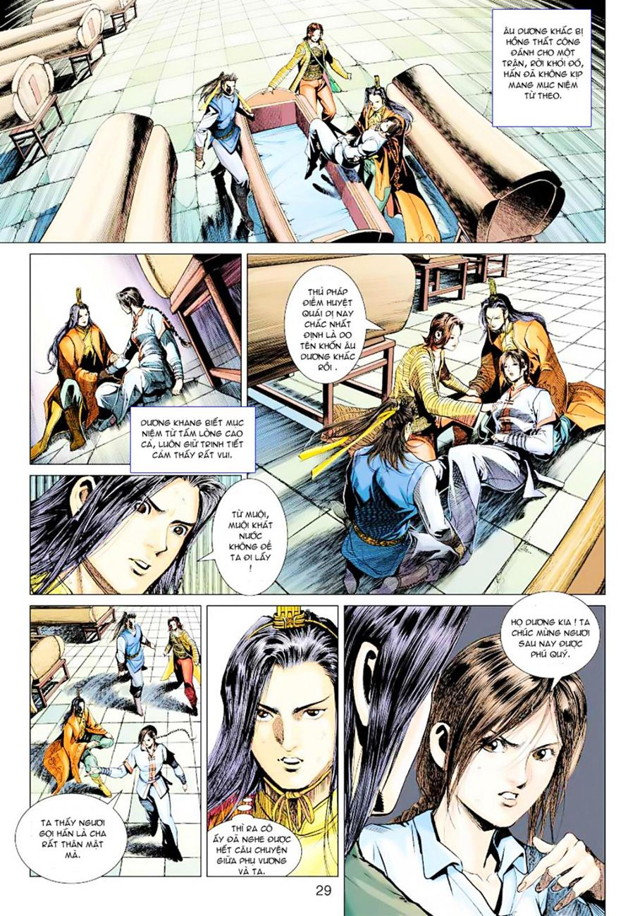 Anh Hùng Xạ Điêu anh hùng xạ đêu chap 38 trang 28