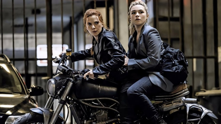 Black Widow, Movie, Natasha Romanoff, Yelena Belova, 4K, #3.2346