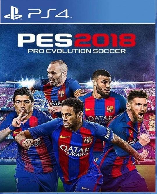 Pes 18 PS4 PKG 5 05 - Game-2u com