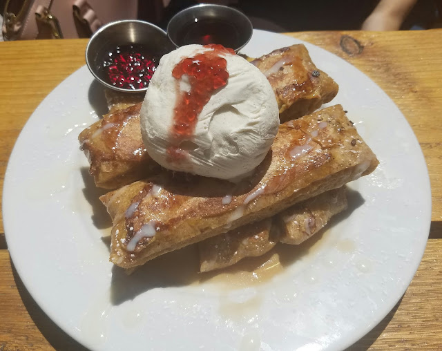 Happy Camper French Toast