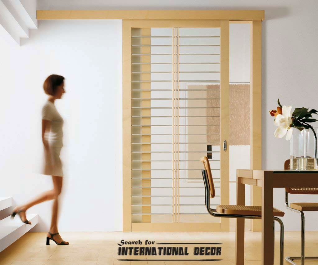Architecture & Decoration: Top Designs Interior Sliding Doors Of ...