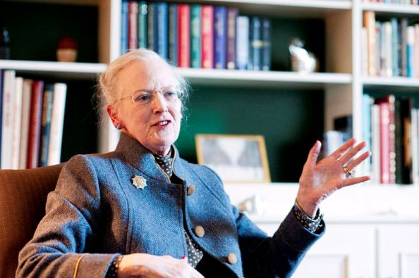 Queen Margrethe to visit Rome