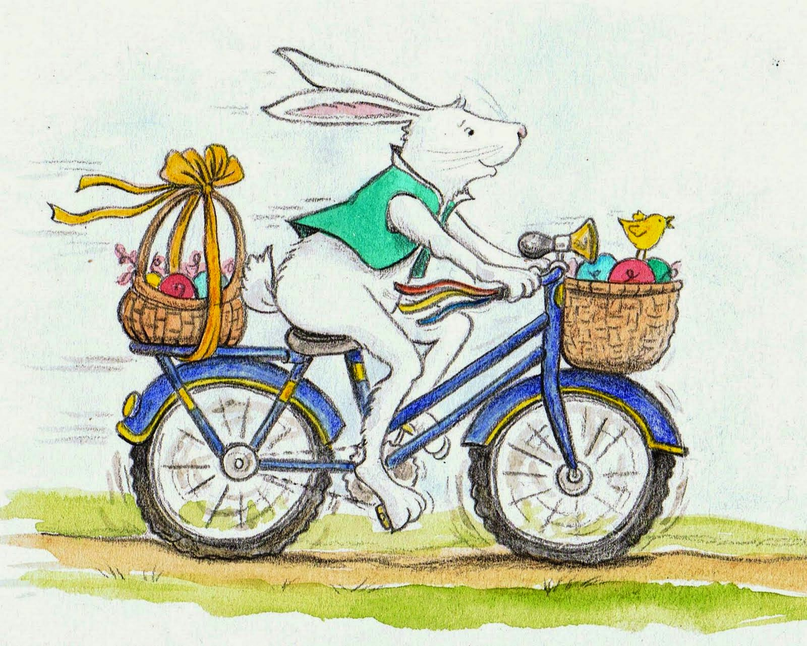 bicycle bunny - Testy dwa...