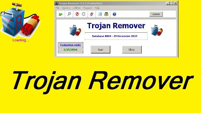 تحميل برنامج الحماية من فيرس التجسس تورجان Download Trojan Remover