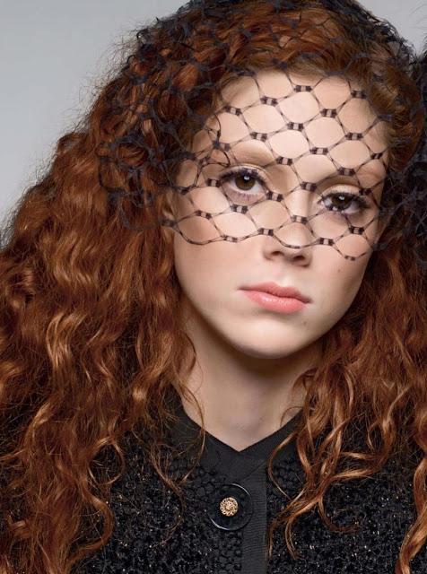 cabello mujer rizos 2017
