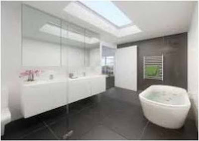 Inspiration Basement Bathroom Layout Ideas