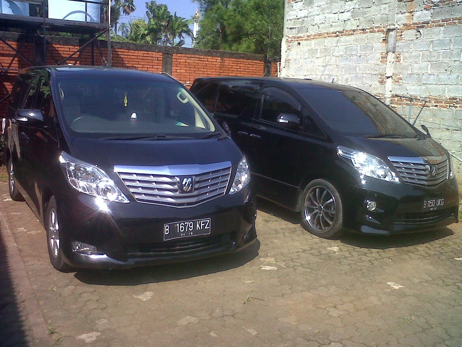 Tips Memilih Sewa Mobil Alphard Jakarta