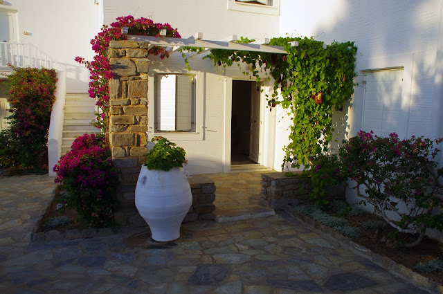 Astir of Paros Room Entrance
