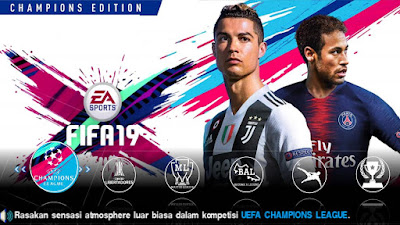FIFA 19 PPSSPP Android Offline 600MB Best Graphics New Kits &